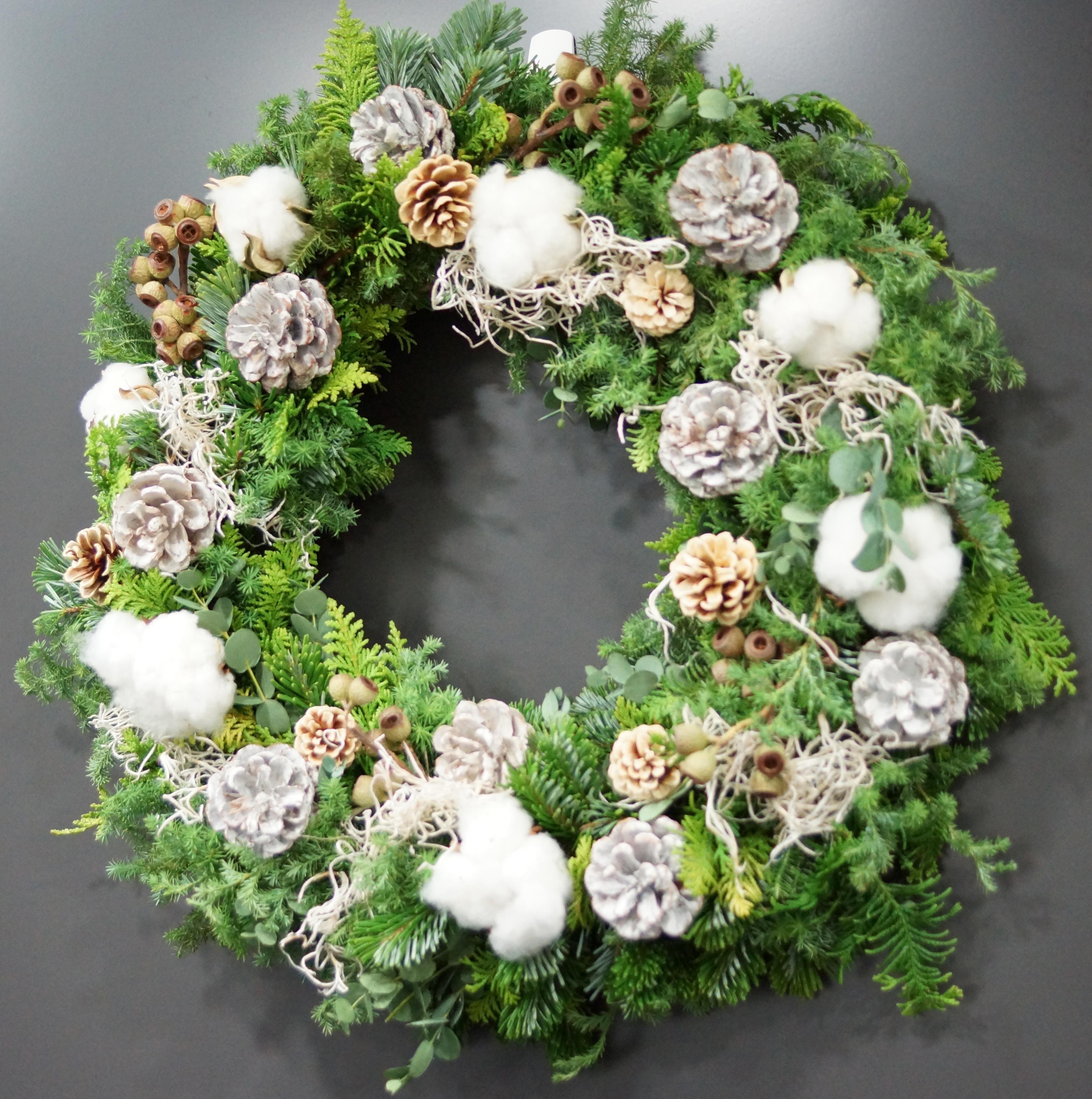 クリスマスリースXW